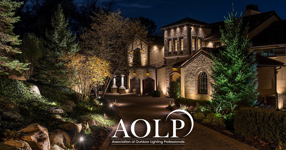 outdoor lighting professionals aolp