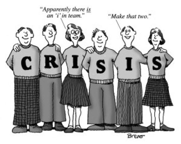 Companies crisis