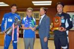 ラインメール青森FC 天皇杯1回戦「水戸に勝つ」