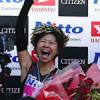 福士加代子 リオ五輪切符 「1等賞。リオ決定だべえ」