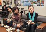 インドネシアの放送局「Ja kTV」が青森県でドラマ撮影を行った。