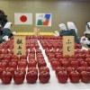 2017 献上リンゴ 皇室へ!「ふじ」など3品種 丁寧に箱詰め@12月7日