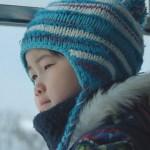 「泳ぎすぎた夜」=「シネマの特選掘出し」冬の青森、魚の絵届けに!