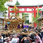 青森市「善知鳥神社大祭2018」開催!@9月14日~16日