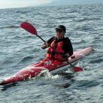 カヌーで「津軽海峡横断」=弘前の「北さん75歳」3度目の成功!@2018年8月12日