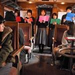 津軽鉄道「ストーブ列車」「OYASUMI MELOS LIVE(オヤスミメロスライブ)」を開催した!