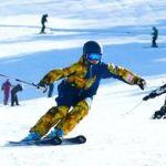 大鰐でスキー場開き!(2018/12/22)ゲレンデに歓声!