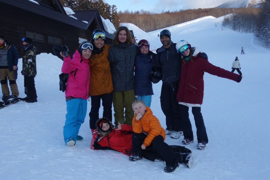 'Ride with an Olympian' Freestyle Camp a Blast!