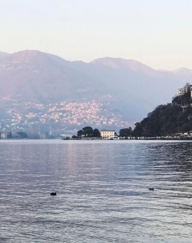 Como, Bellagio e Brunate - Lago Como -