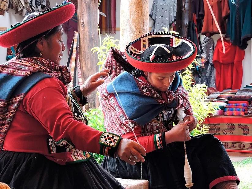 Cusco, Peru: O povo Quechua