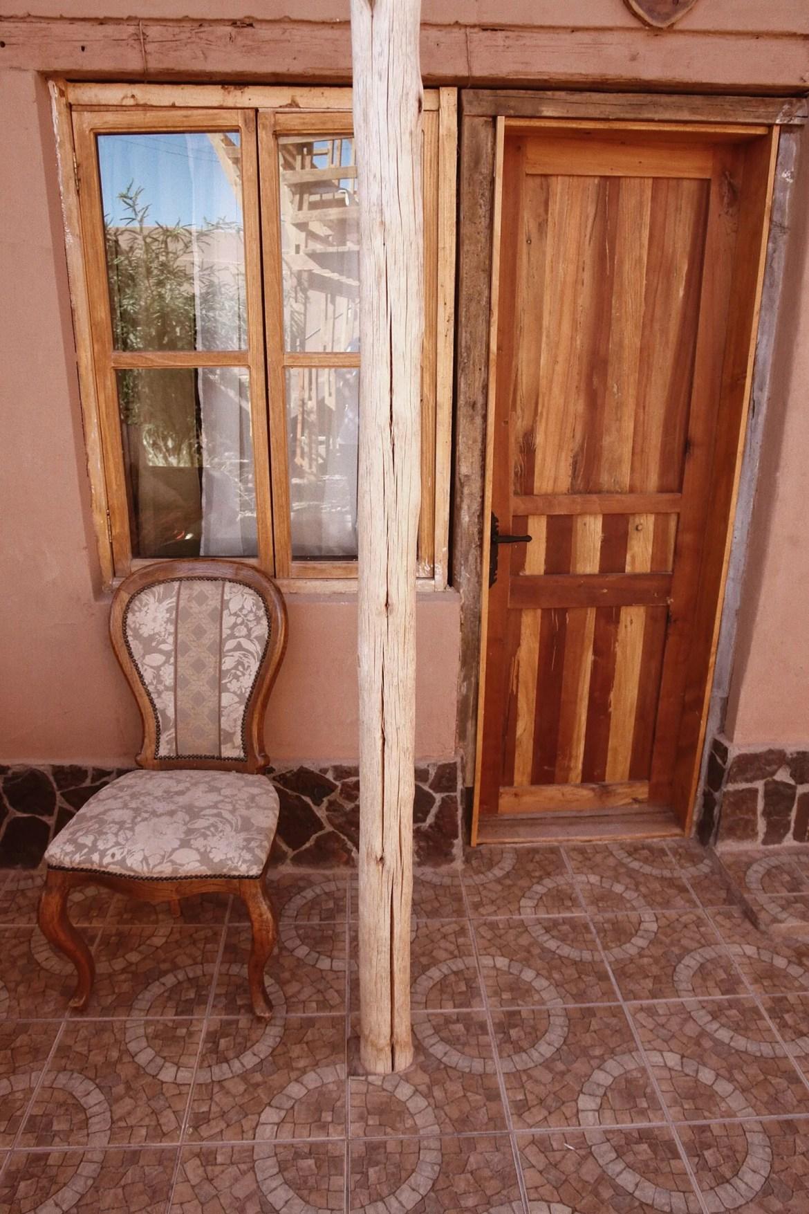 Roteiro Deserto Atacama Detalhes Hostel