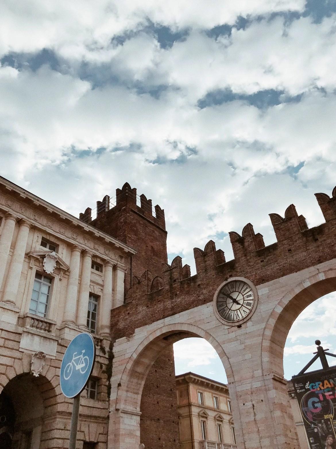 Porta Brá - O que fazer em Verona em 1 dia