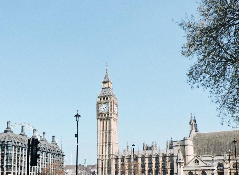O Big Ben- Roteior de 5 dias em Londres