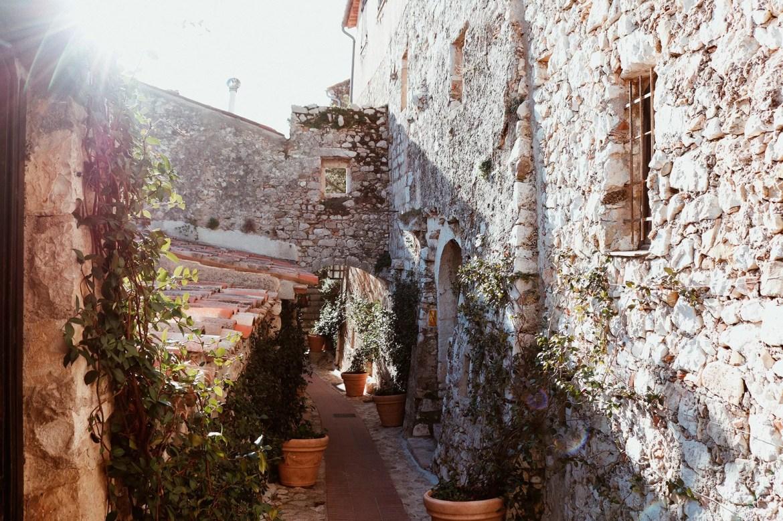 Èze Village, sul da França