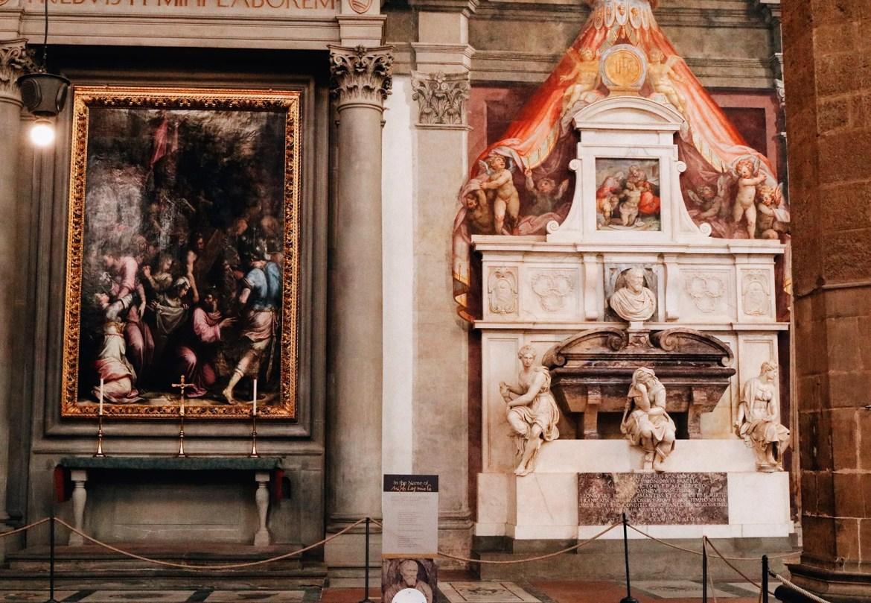 Túmulo Michelangelo