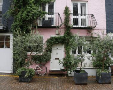 Les plus belles rues de Notting Hill