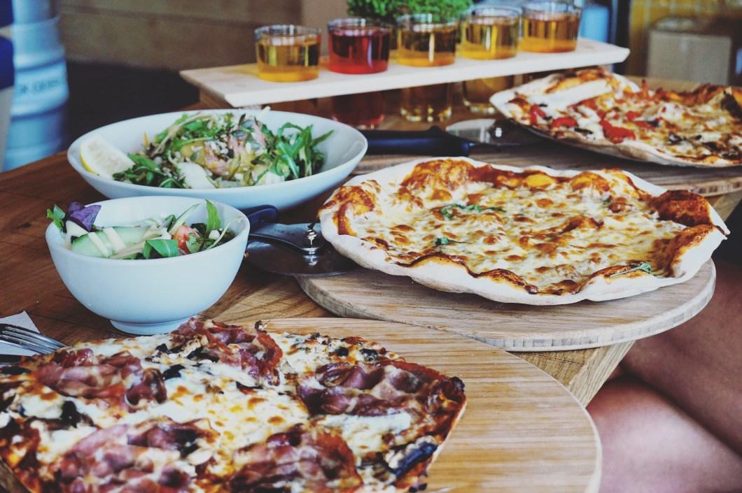 Pizzeria à Londres