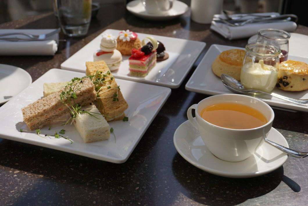 Ou prendre l'afternoon tea à Londres