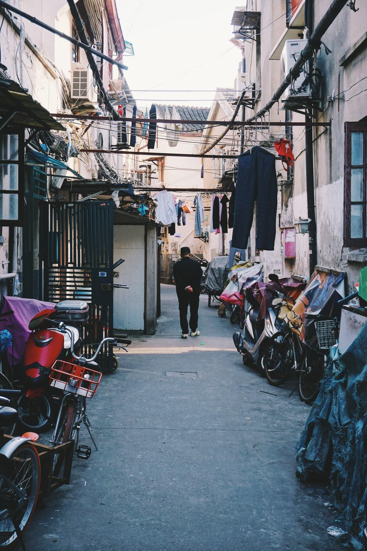 le vieux shanghai