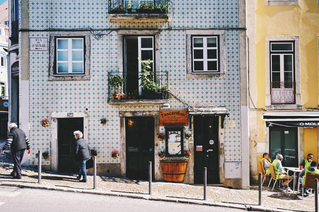 Ou manger à Lisbonne