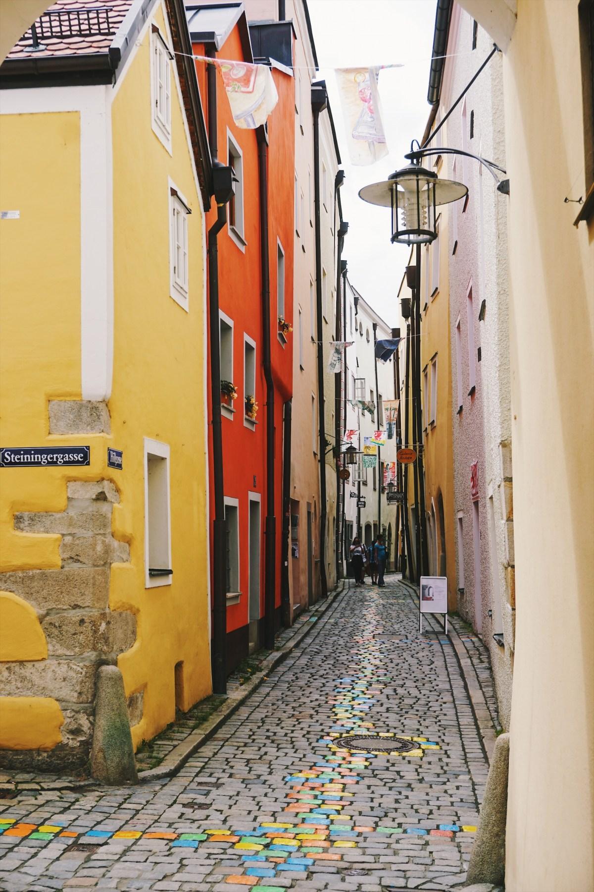 Que voir et faire à Passau
