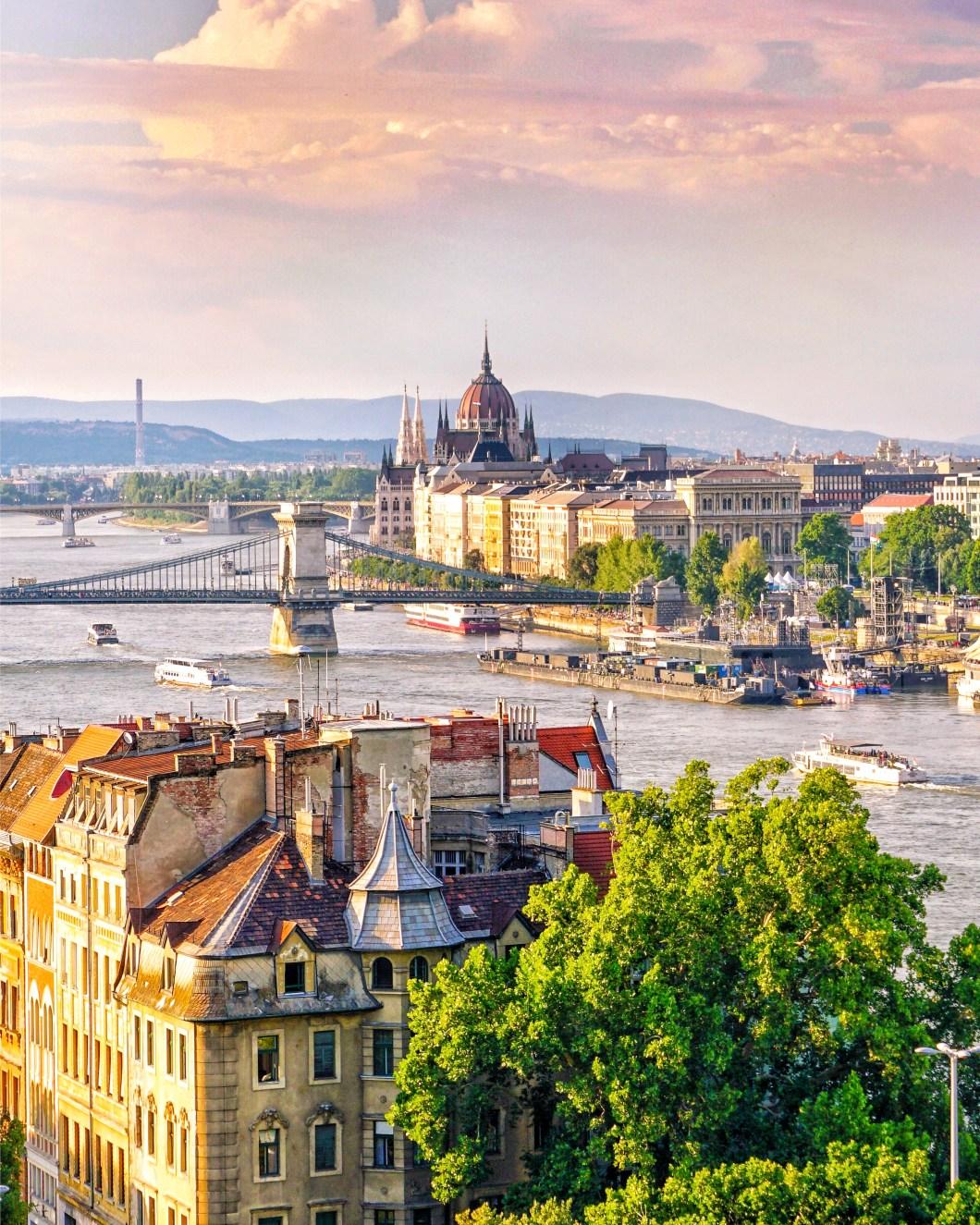En croisière sur le Danube avec Viking Cruise