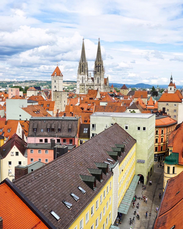Que voir à Regensburg?
