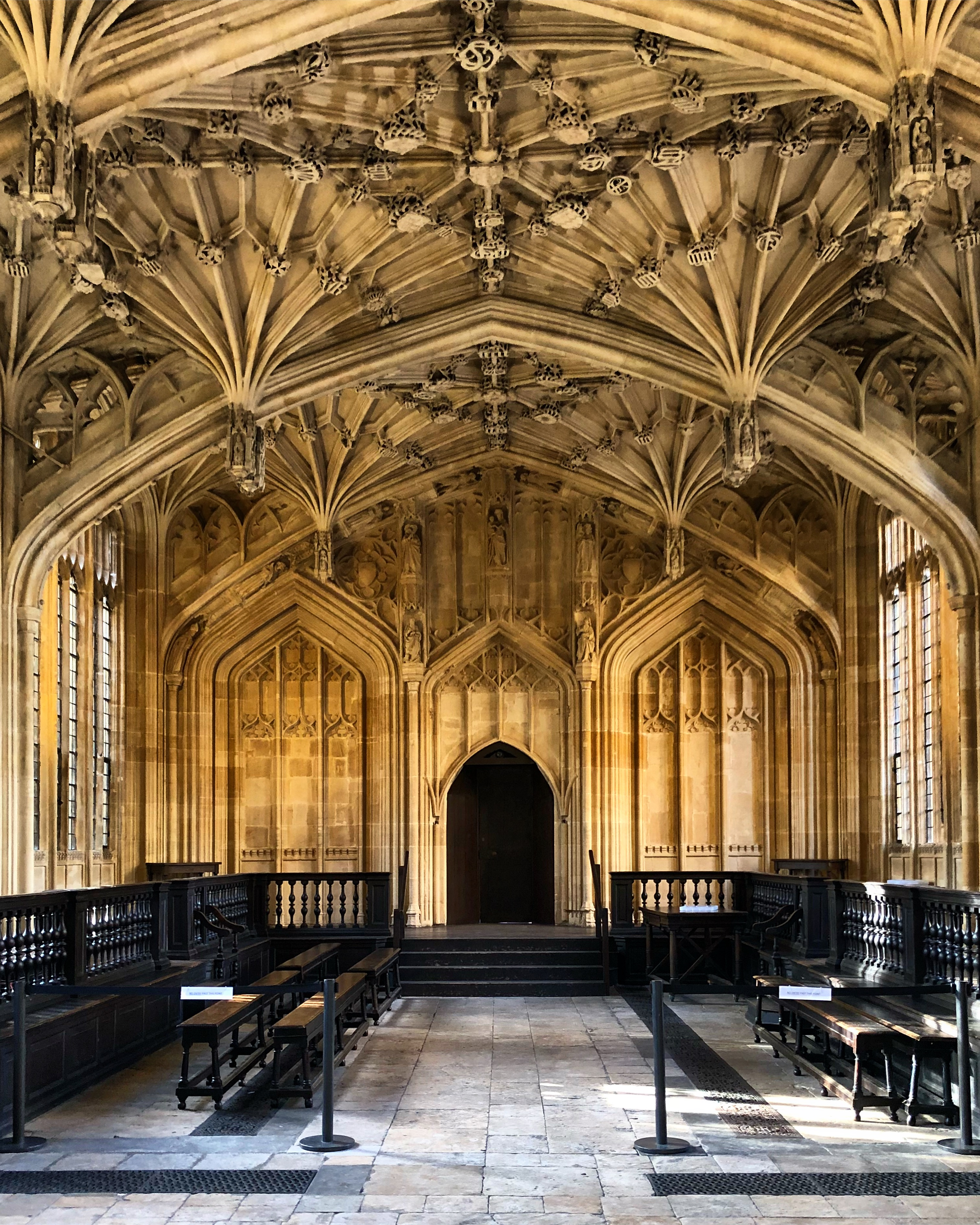 Colleges of Oxford
