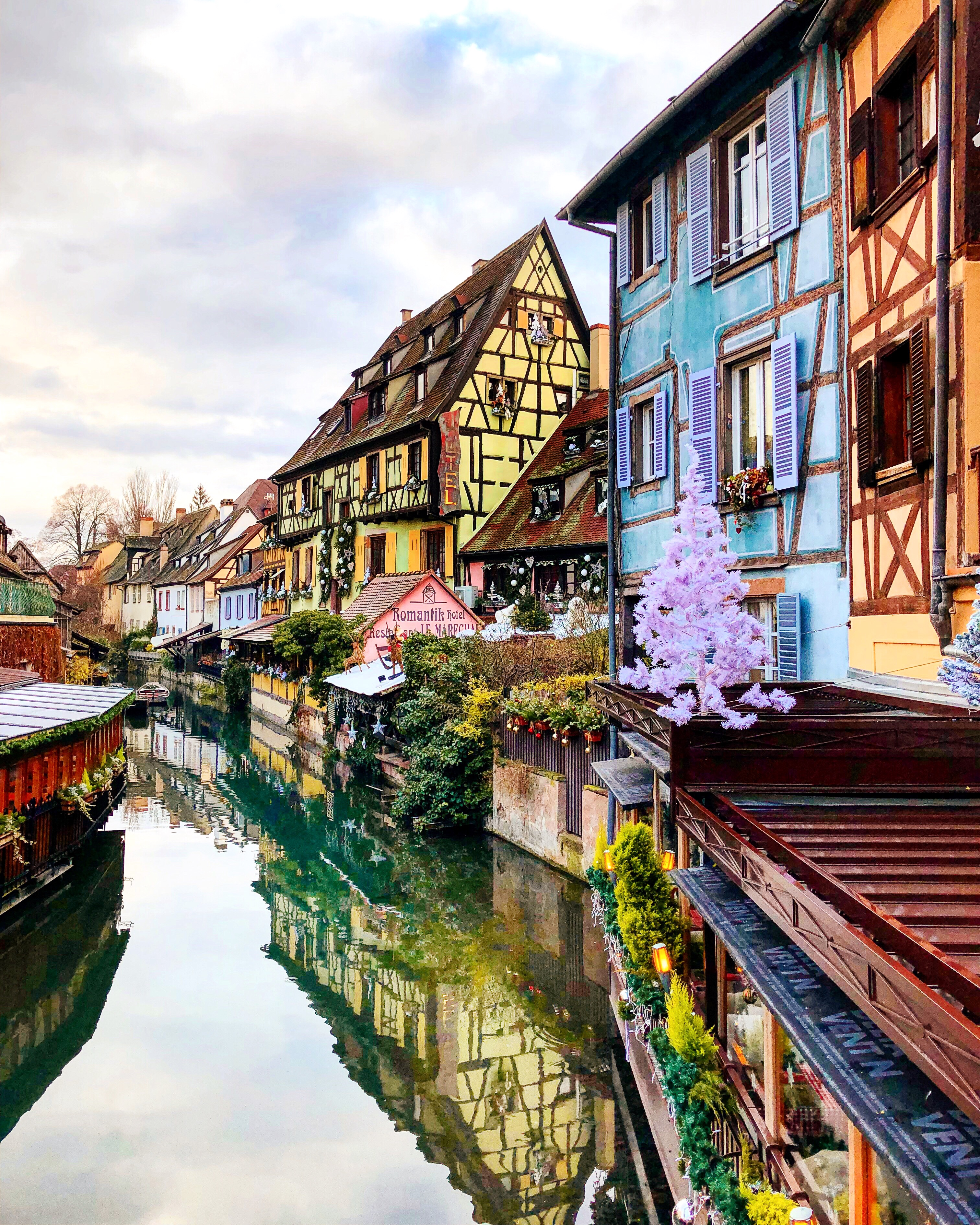 Most beautiful town in Europe: Colmar