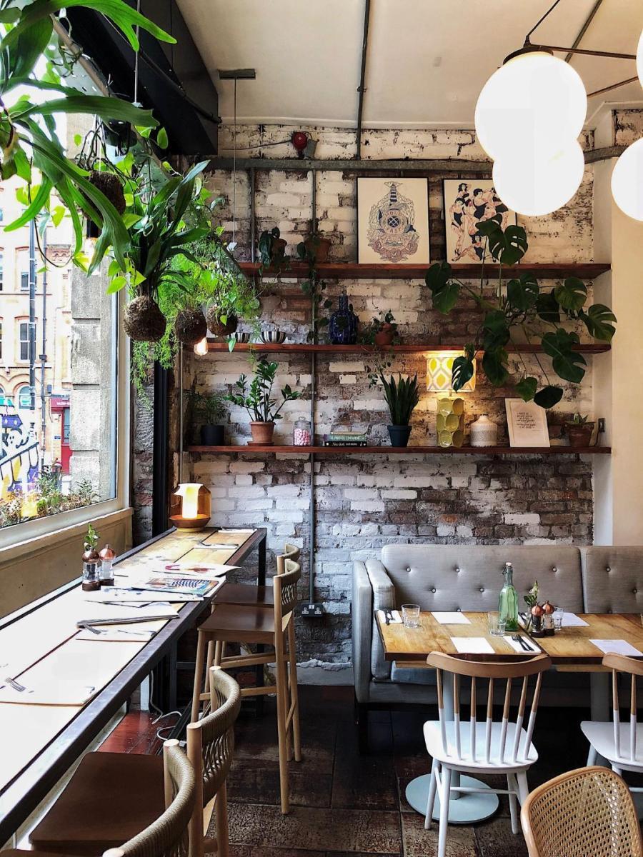 Evelyn's Cafe Bar Manchester