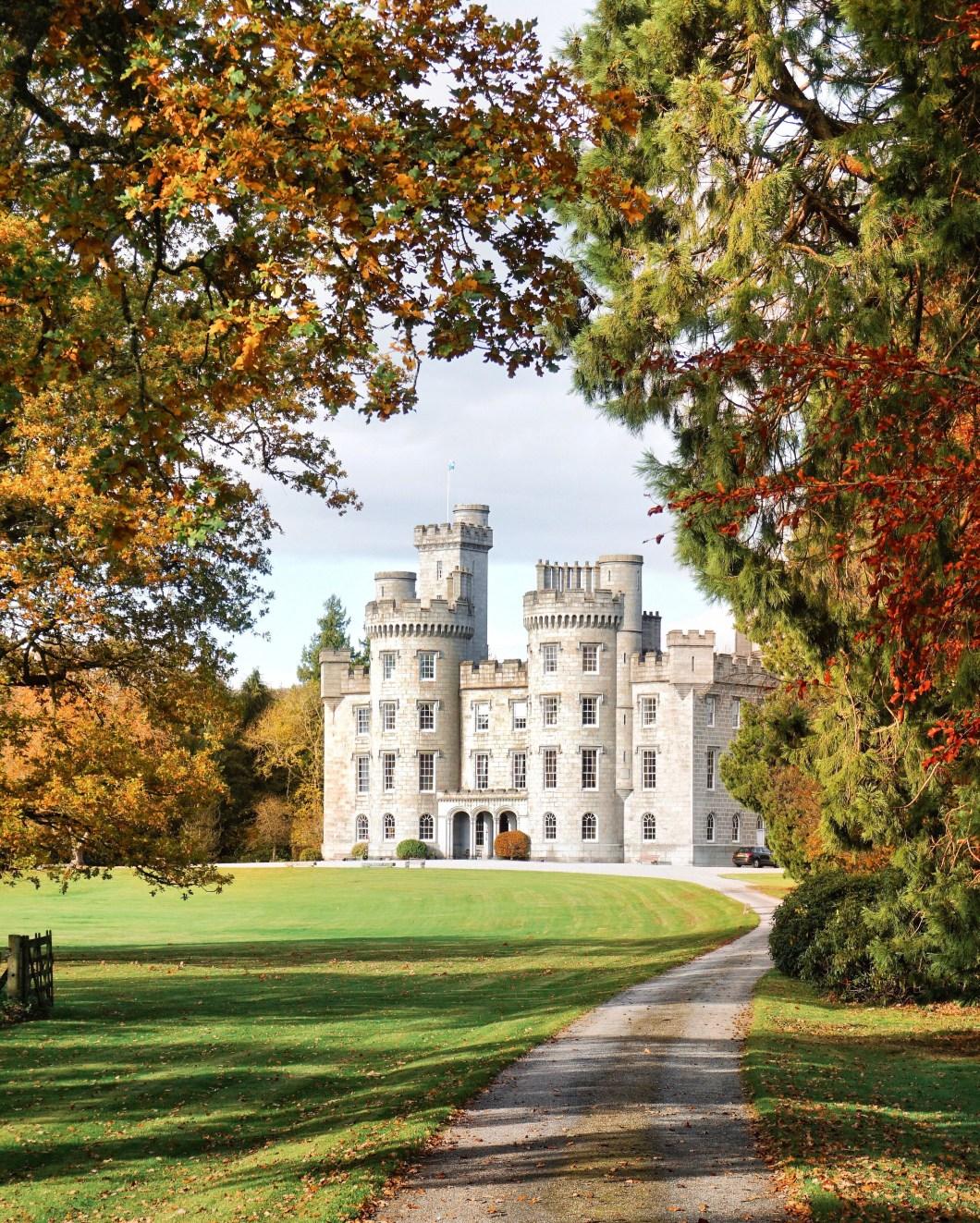 The prettiest castles of Scotland