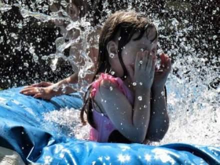 保育園 水着 女の子