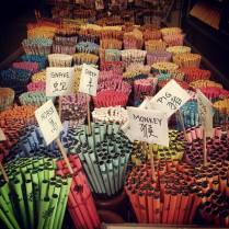 Chinatown - chopsticks