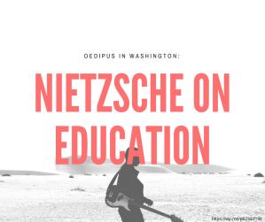 nietzsche on education