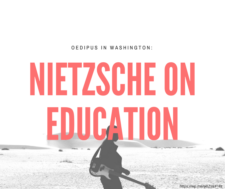 nietzsche on education
