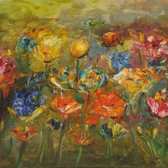 1000-Blumenwiese-II 60 x 80