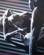Martin Georg Sonnleitner, L`usage des plaisirs, 2011, 100 x 80 cm , Öl – Leinwand, Realism, [AOS] Magazine