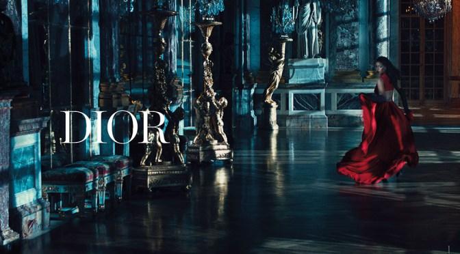 Dior Secret Garden IV featuring Rihanna – Versailles