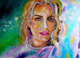 Evita, Christine Schnoell Artworks, Art On Screen - NEWS - [AOS] Magazine