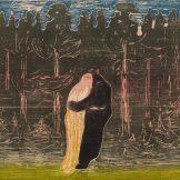 Edvard Munch Zum Wald II, Edvard Munchs Meisterwerke, Edvard Munch