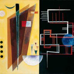 Monet bis Picasso, Die Sammlung Batliner, Wassilij Wassiljewitsch Kandinsky, Innerer Bund,