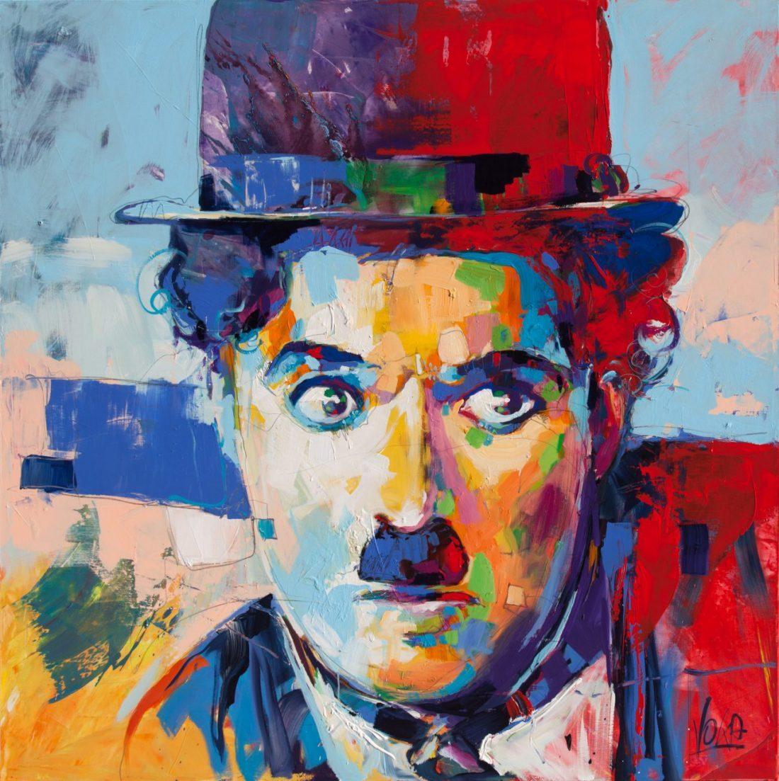 Charles Chaplins, The Great Dictator Speech, Rede an die Menschheit
