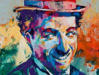 Charles Chaplins, Art On Screen - NEWS - [AOS] Magazine