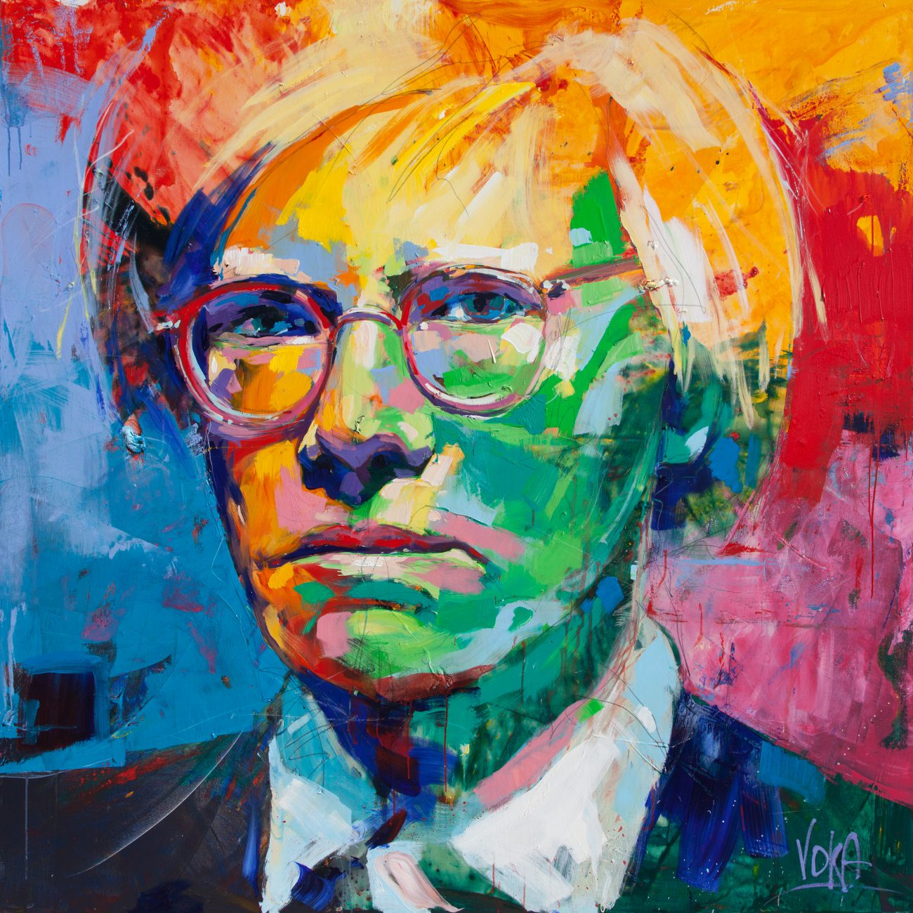 Andy Warhol, Voka, Art On Screen - NEWS - [AOS] Magazine