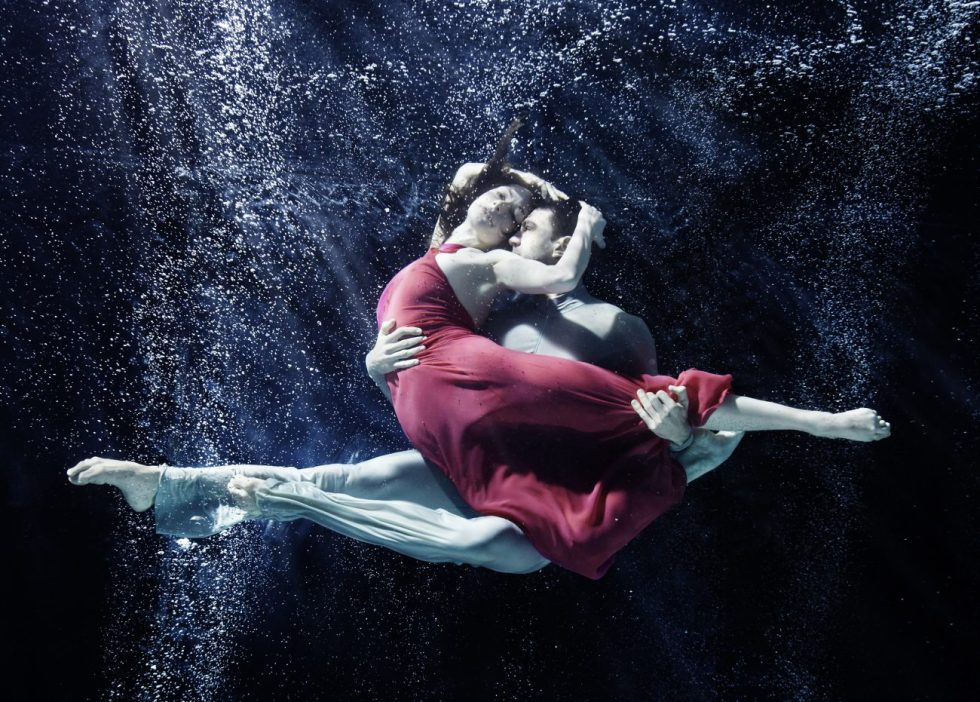 Susanne Stemmer, Fotografie, Unterwasser, Ballett