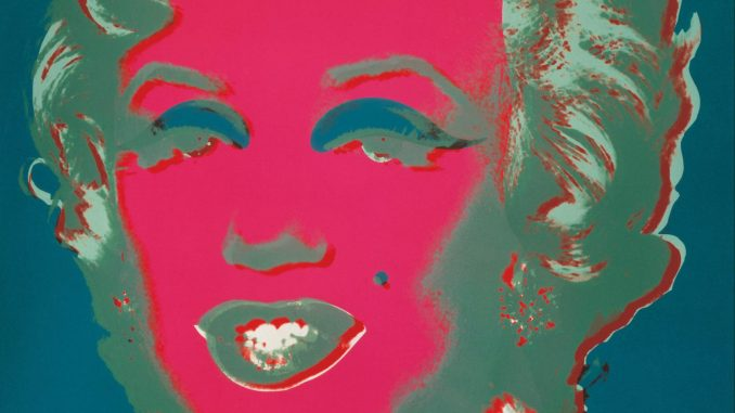 Andy Warhol. Marilyn, Art On Screen - News - [AOS] Magazine
