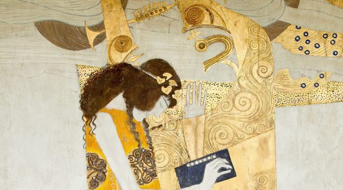 Gustav Klimt – Beethovenfries