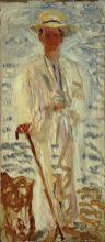 Richard Gerstl, Bildnis Alexander von Zemlinsky, Richard Gerstl Retrospektive,