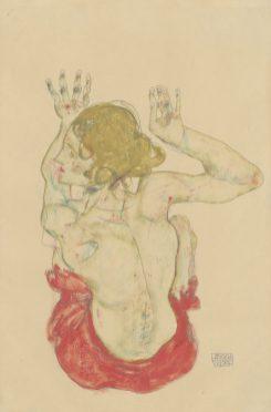 Egon Schiele, Gedenkjahr 2018, Art On Screen - News - [AOS] Magazine
