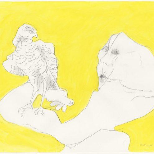 Maria Lassnig, Zwiegespräche, Art On Screen - News - [AOS] Magazine